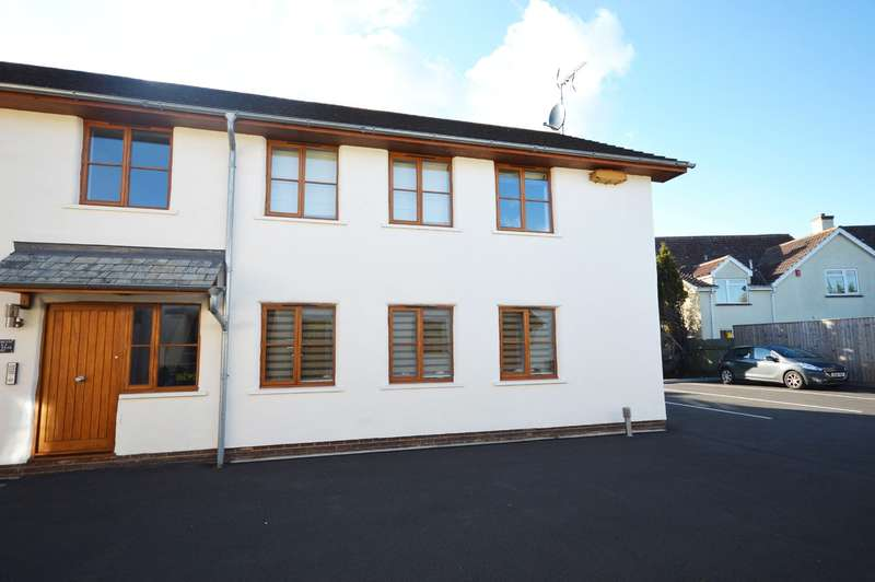2 Bedrooms Flat for sale in 47-49 Countess Wear Road, Exeter, Devon