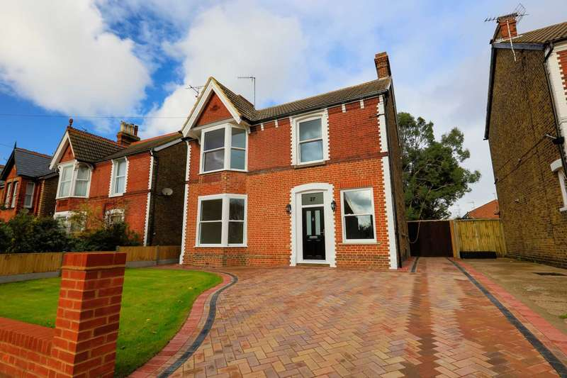 4 Bedrooms Detached House for sale in Mickleburgh Hill, Herne Bay