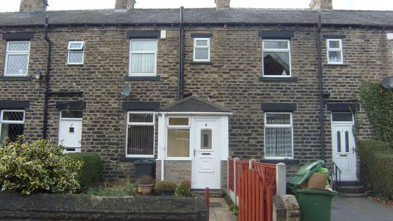 2 Bedrooms Terraced House for sale in Chestnut Terrace, Dewsbury