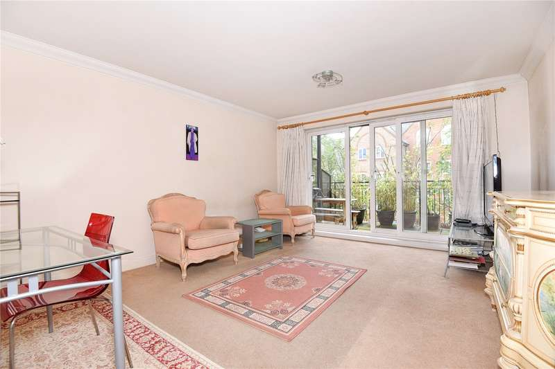 2 Bedrooms Apartment Flat for sale in Penn Place, Northway, Hertfordshire, WD3