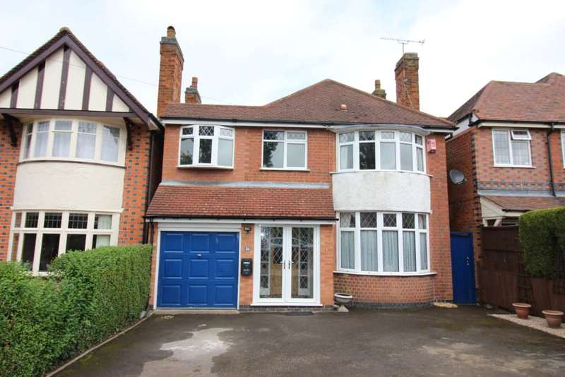 4 Bedrooms Detached House for sale in Scraptoft Lane, Humberstone