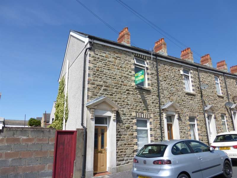 2 Bedrooms End Of Terrace House for sale in Aberdyberthi Street, Hafod, Swansea