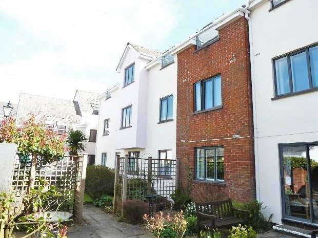 1 Bedroom Retirement Property for sale in 17 Kings Gardens, Kerslake Court, Honiton