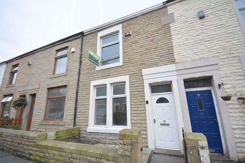 2 Bedrooms Terraced House for sale in Victoria Street, Clayton Le Moors