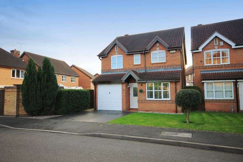 3 Bedrooms Detached House for sale in WOODS MEADOW, THULSTON
