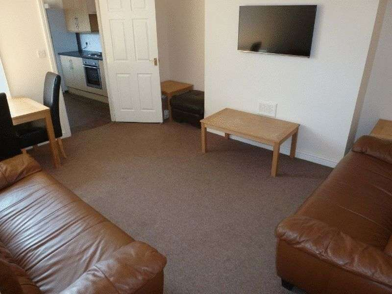 6 Bedrooms Flat for rent in Stratford Grove West, Newcastle Upon Tyne