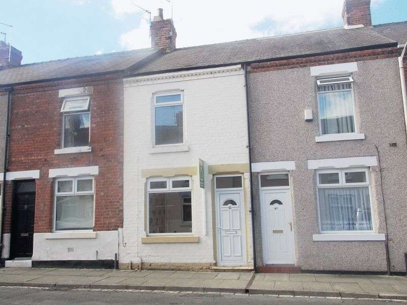 2 Bedrooms Terraced House for sale in Beaconsfield Street, Darlington