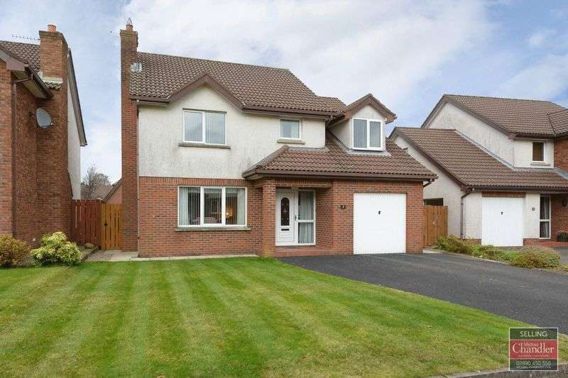 4 Bedrooms Detached House for sale in 7 Gorsehill Glen, Moneyreagh, BT23 6XD