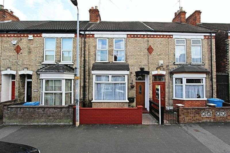 2 Bedrooms Terraced House for sale in Belvoir Street, Hull