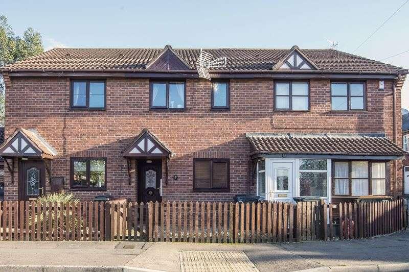 2 Bedrooms Terraced House for sale in Highbank, Newport