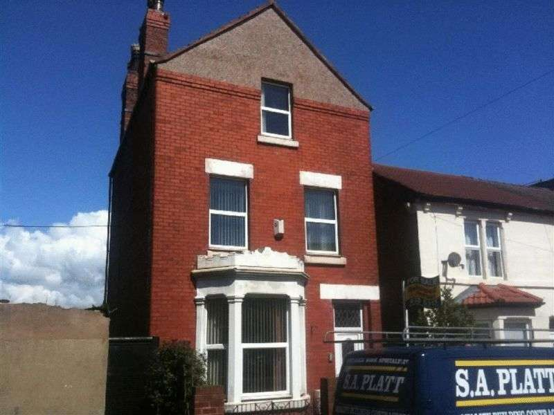 5 Bedrooms Terraced House for sale in Comely Bank Road, CH44 0DP