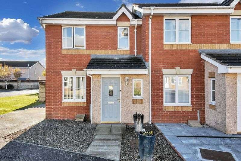 3 Bedrooms Semi Detached House for sale in Dundonnell Way, Dunfermline