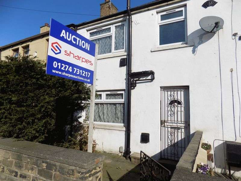 2 Bedrooms Terraced House for sale in Cutler Heights Lane, Bradford