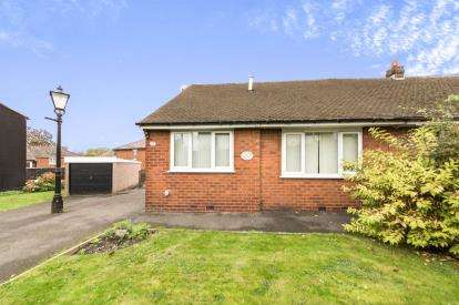 2 Bedrooms Bungalow for sale in Goodier House Fold, Hyde, Cheshire, .
