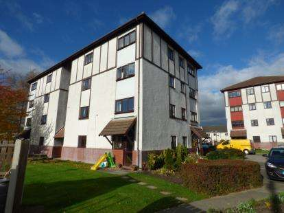 2 Bedrooms Maisonette Flat for sale in Newport Court, Dunbar Road, Preston, Lancashire, PR2