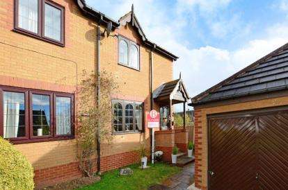 3 Bedrooms Semi Detached House for sale in Duckham Drive, Aston, Sheffield, South Yorkshire