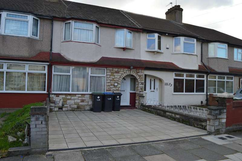 3 Bedrooms House for sale in leyburn Road, London, UK, N18 2BH