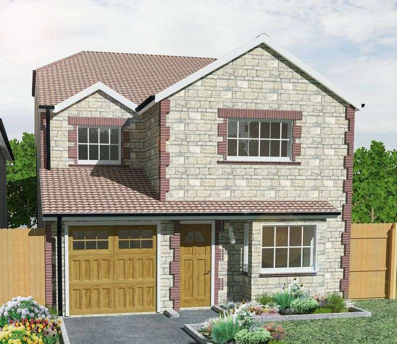 4 Bedrooms Detached House for sale in Cobblers Way, Westfield