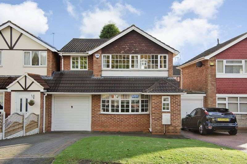 5 Bedrooms Detached House for sale in Littleworth Road, Hednesford