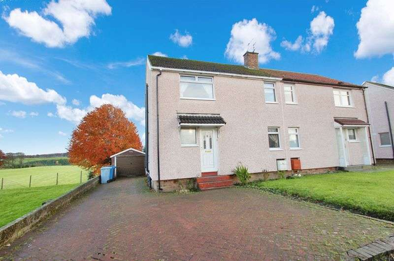 3 Bedrooms Semi Detached House for sale in Bankhead Terrace, Lanark