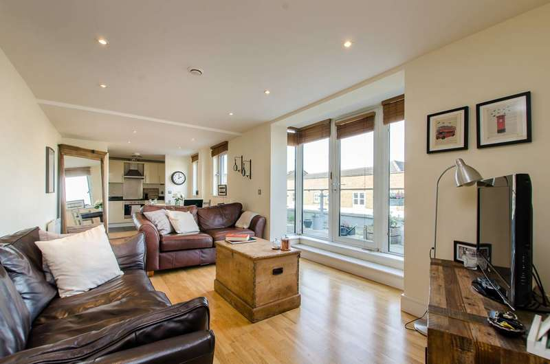 1 Bedroom Flat for sale in Cheshire Street, Shoreditch, E2