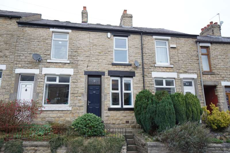 3 Bedrooms Terraced House for sale in Toftwood Road, Crookes, Sheffield, S10 1SJ