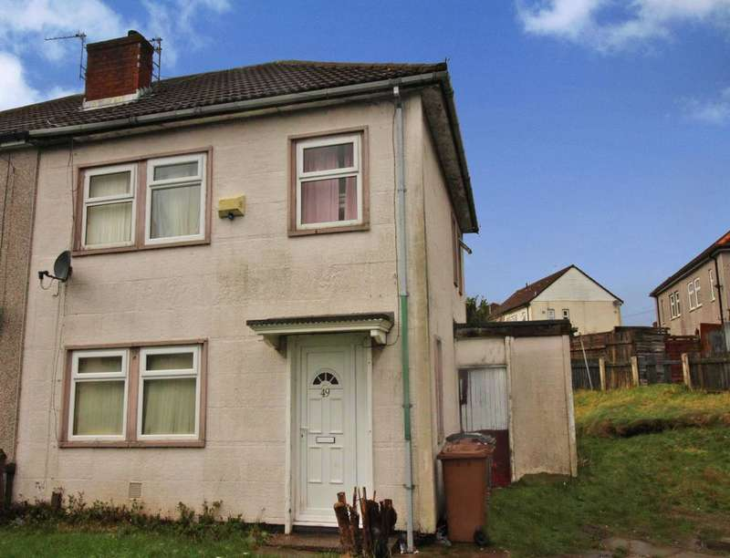 3 Bedrooms Semi Detached House for sale in Devon Road, Blackburn, BB1