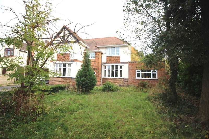 3 Bedrooms Detached House for sale in Abbots Road South, Leicester