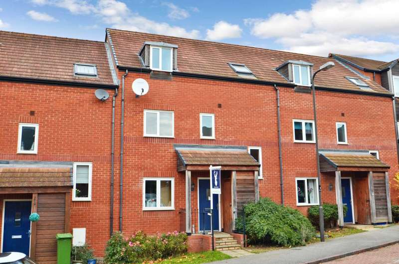 5 Bedrooms Terraced House for sale in Turneys Drive, Wolverton Mill