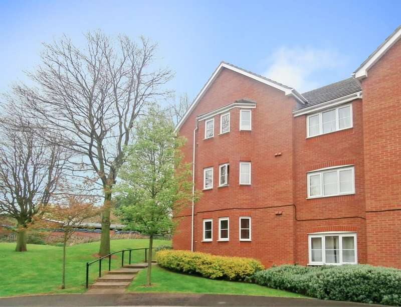 2 Bedrooms Flat for sale in Hickory Close, Coventry, CV2