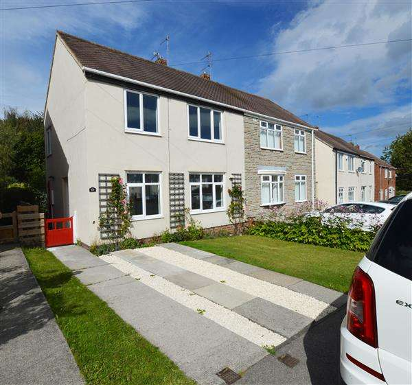2 Bedrooms Semi Detached House for sale in Newton Drive, Framwellgate Moor