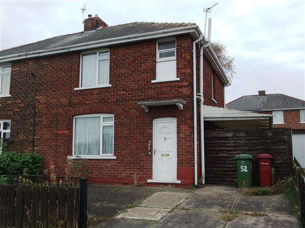 3 Bedrooms Semi Detached House for sale in Hempdyke Road, Scunthorpe