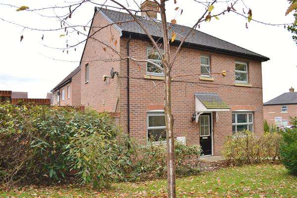 3 Bedrooms Mews House for sale in Folly Wood Drive, Gillibrand North, Chorley
