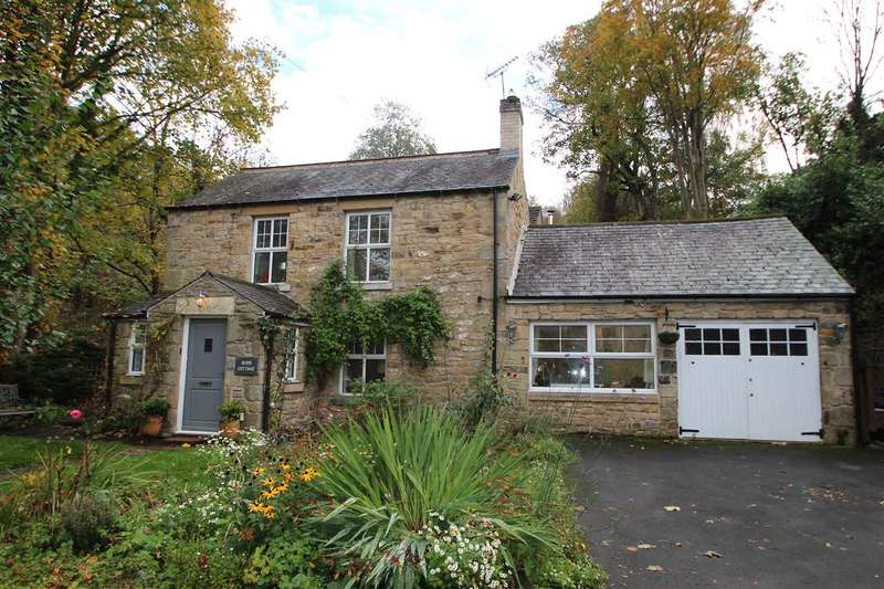 4 Bedrooms Detached House for sale in Burn Cottage, Ebchester, Consett