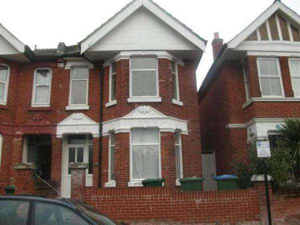 7 Bedrooms Semi Detached House for rent in Highfield Crescent, Available from 1st July 2017, Southampton