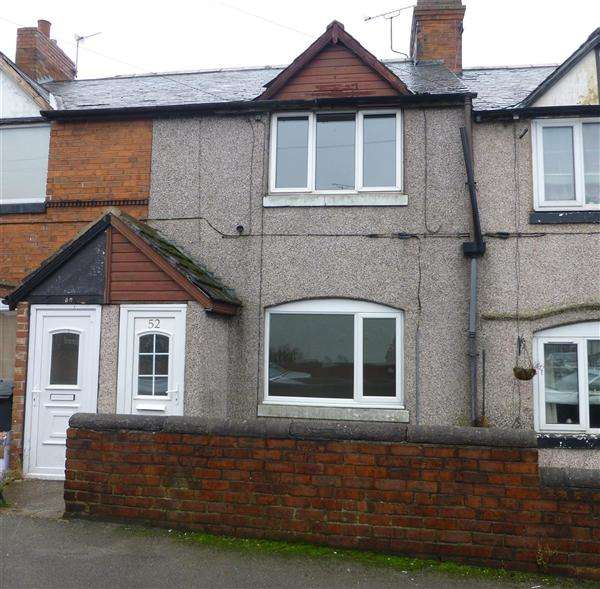3 Bedrooms Terraced House for sale in Victoria Street, Dinnington, Sheffield