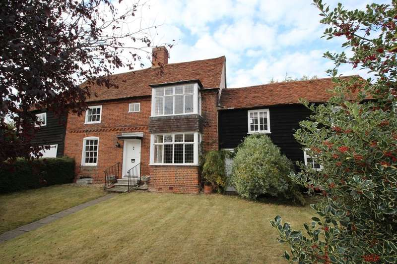 5 Bedrooms Detached House for sale in Church House Church Street, Southfleet, DA13
