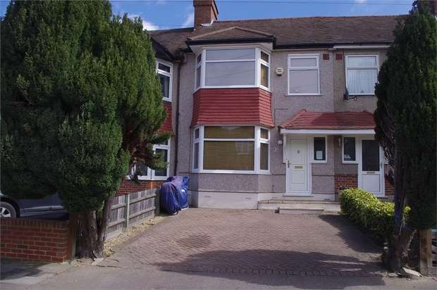 3 Bedrooms Terraced House for sale in Walden Avenue, CHISLEHURST, Kent