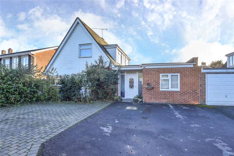 5 Bedrooms Detached House for sale in Highfield Lane, Maidenhead, Berkshire, SL6