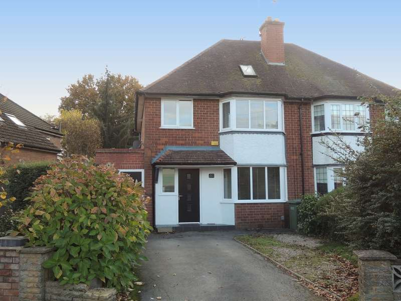 4 Bedrooms Semi Detached House for sale in Widney Road, Bentley Heath, Solihull