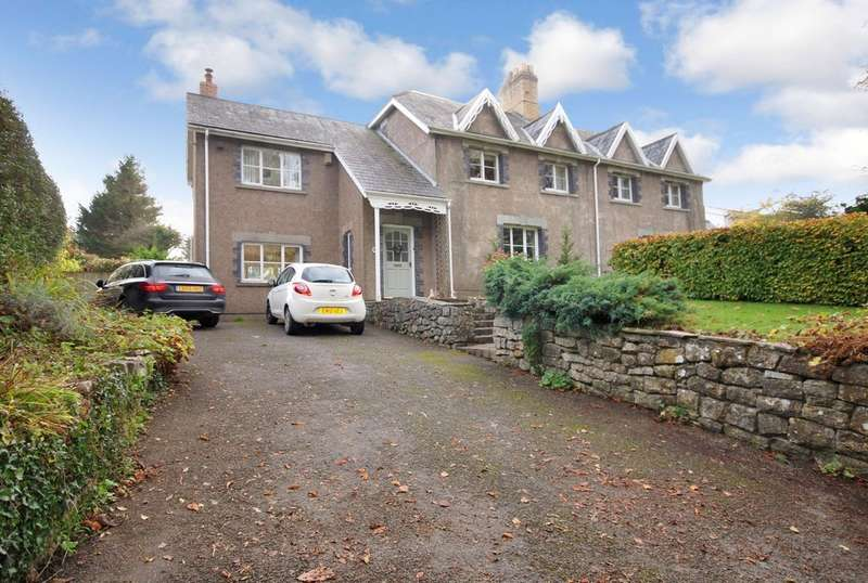 4 Bedrooms Semi Detached House for sale in Corntown Road, Ewenny, Vale Of Glamorgan, CF35 5BH