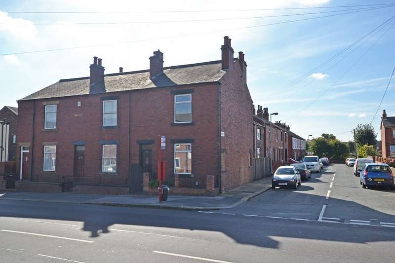 2 Bedrooms End Of Terrace House for sale in Dewsbury Road, Ossett