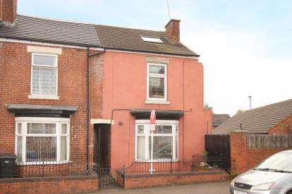 4 Bedrooms End Of Terrace House for sale in Glover Road, Sheffield, South Yorkshire