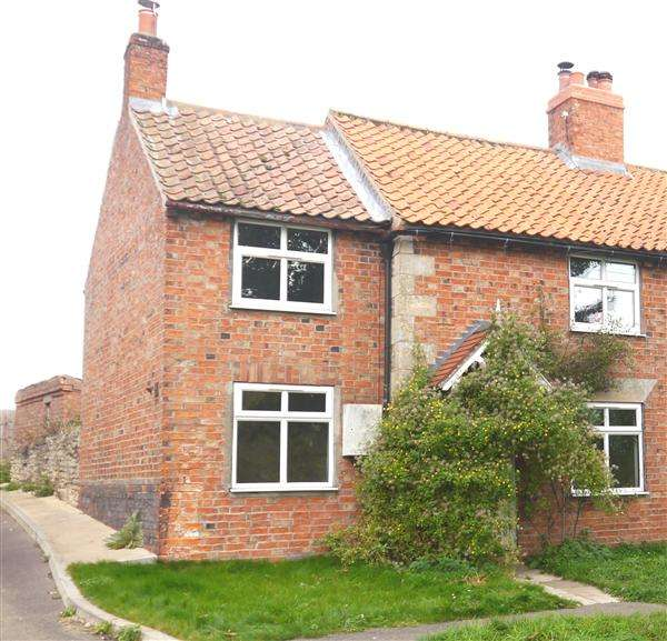 2 Bedrooms Cottage House for sale in Sycamore Cottage, Aunsby, Sleaford