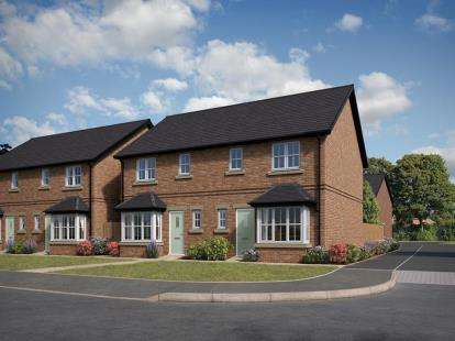 3 Bedrooms End Of Terrace House for sale in Waterside, Cottam Way, Cottam Preston, PR4