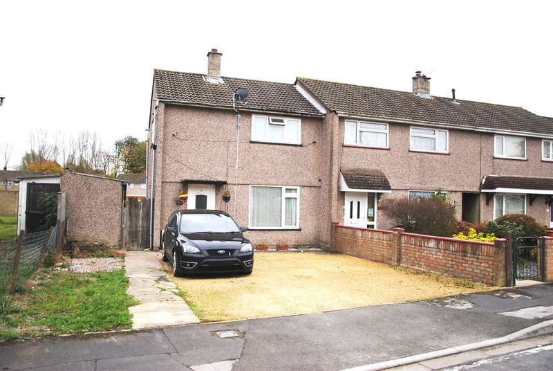 2 Bedrooms Property for sale in Dawlish Road, Park, Swindon