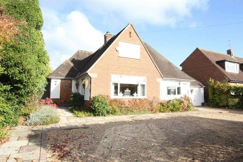 4 Bedrooms Detached House for sale in Gayton Parkway, Gayton, Wirral