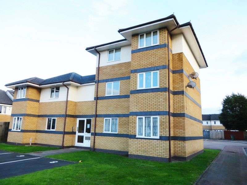 1 Bedroom Flat for sale in Quayside Close, Oldbury
