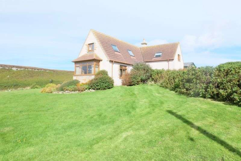 Detached Bungalow for sale in Braeside, Dunnet, Fabulous Coastal Property