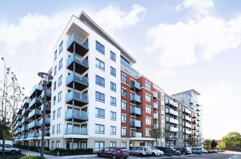 2 Bedrooms Flat for sale in East Drive, Colindale, NW9
